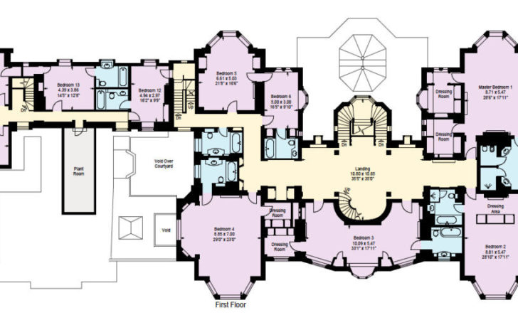 Mega Mansion Floor Plans Houses Flooring Ideas