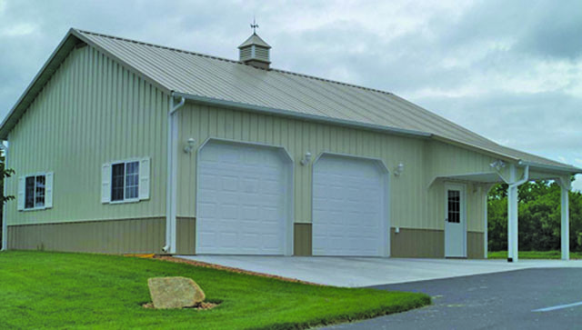 Metal Garages Steel Northland Buildings Inc