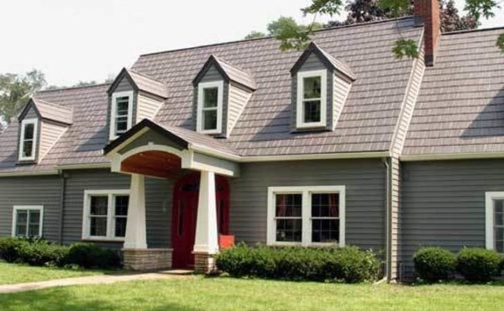 Metal Porch Roof Adds Immediate Beauty Value Your