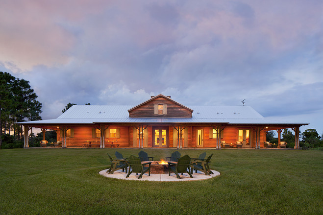 Metal Roof Ranch House