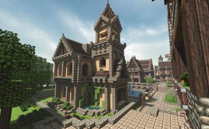 Minecraft Pinterest Houses