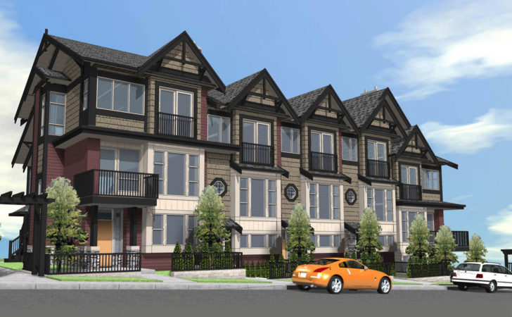 Mississauga Townhouses Top Stacked