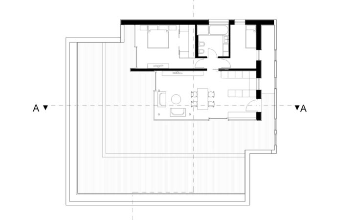 Modern Architecture Average Sized Home Italy