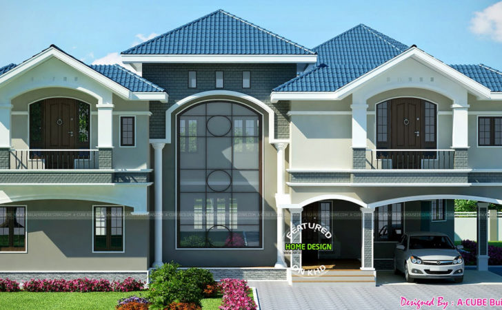 Modern Beautiful Duplex House Design Amazing