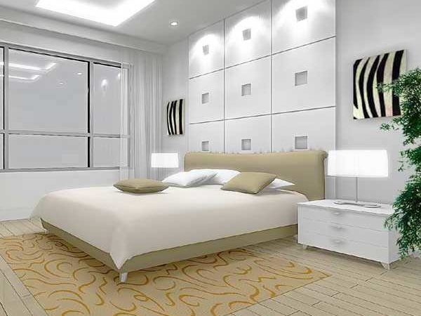 Modern Bed Headboard Ideas Adding Creativity Bedroom