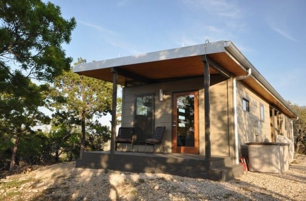 Modern Cabin Makes Most Every Square Inch