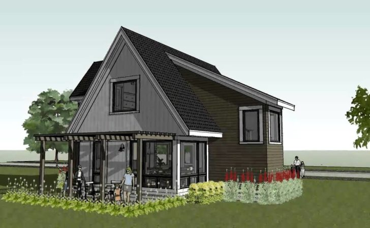Modern Cottage House Plans Small Plan