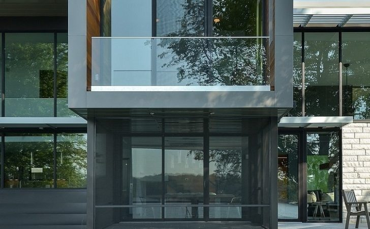 Modern Home Design Usa Reflecting Grandeur Edgewater