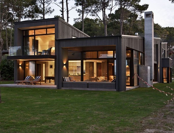 Modern Home Especially Designed Active Relaxation