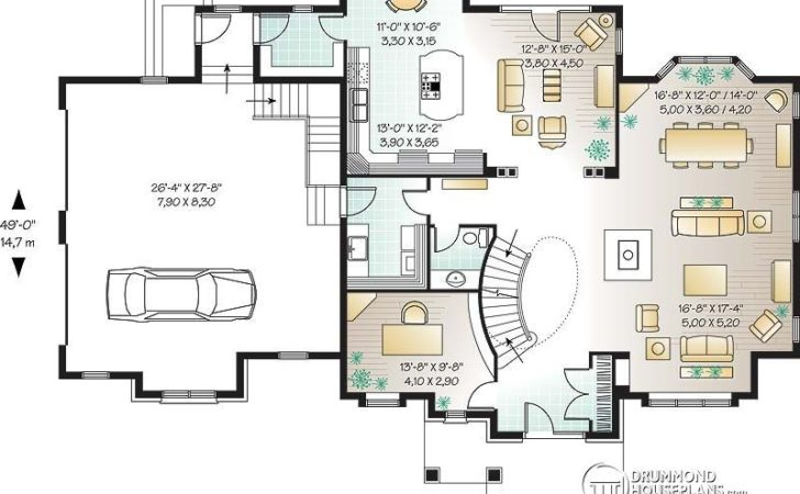 Modern Home Floor Plans Houses Flooring Ideas