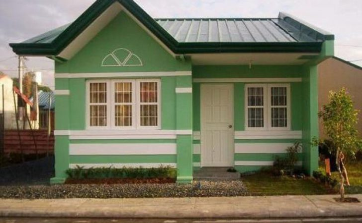 Modern House Design Philippines Simple Bungalow