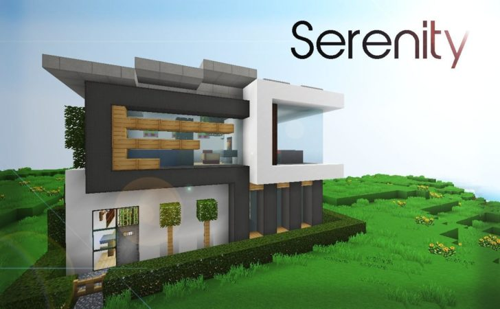 Modern House Ideas Mcpe Mods Android Apps Google Play