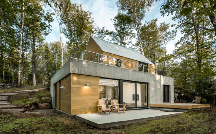 Modern House Nature Design Milk