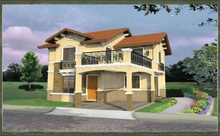 Modern House Plans Designs Philippines Affordable