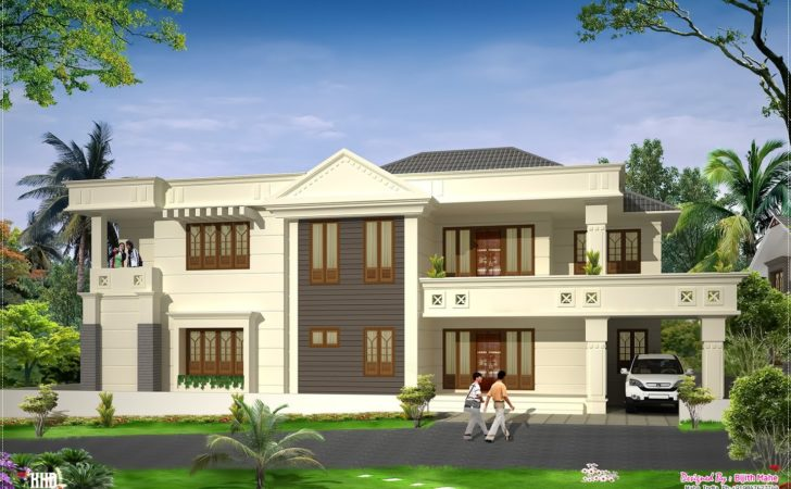 Modern Luxury Home Design House Plans