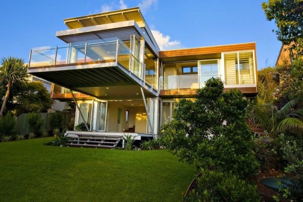 Modern Marcus Beach House Robinson Architects Queensland