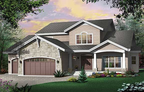 Modern Rustic House Plan Contemporary Amenities