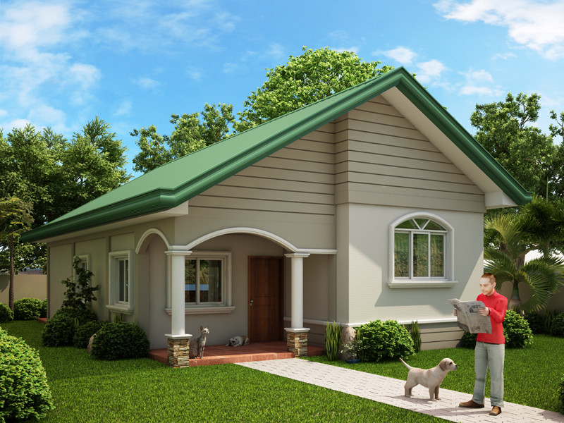 Modern Small Bungalow House Design Home
