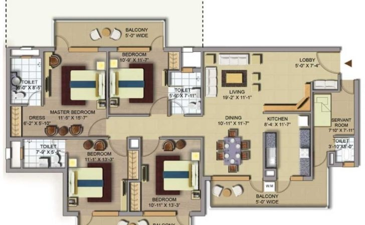 Most Awesome Square Foot Apartment Regarding