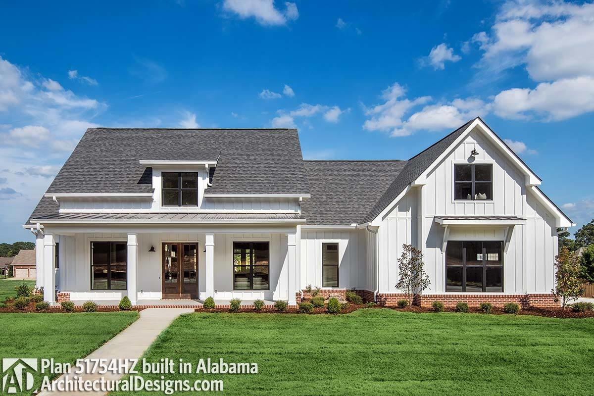 Most Popular House Plans Architectural Designs