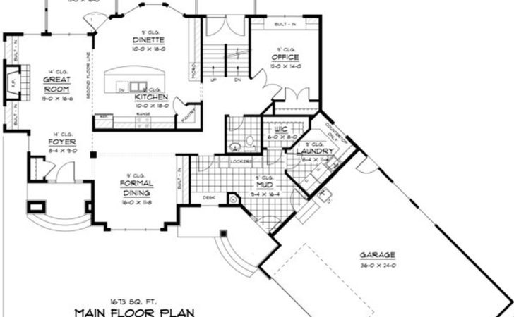 Most Popular House Plans One Story