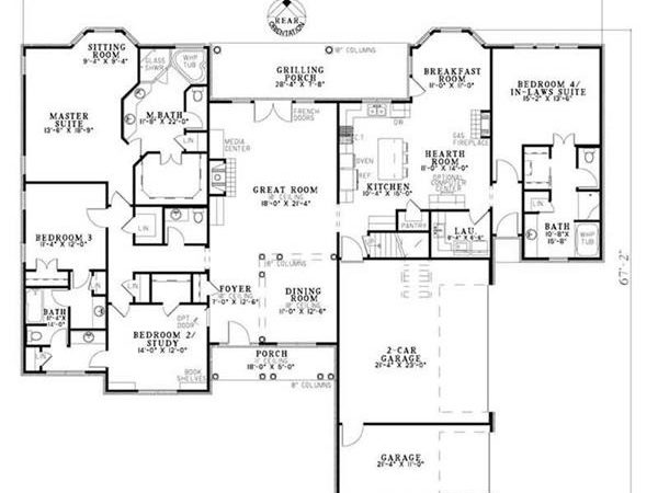 Mother Law Quarters Archives Houseplans