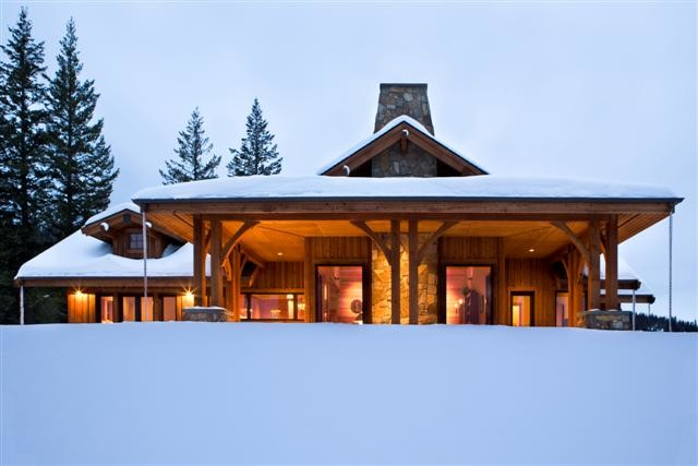 Mountain Architects Hendricks Architecture Idaho Coeur