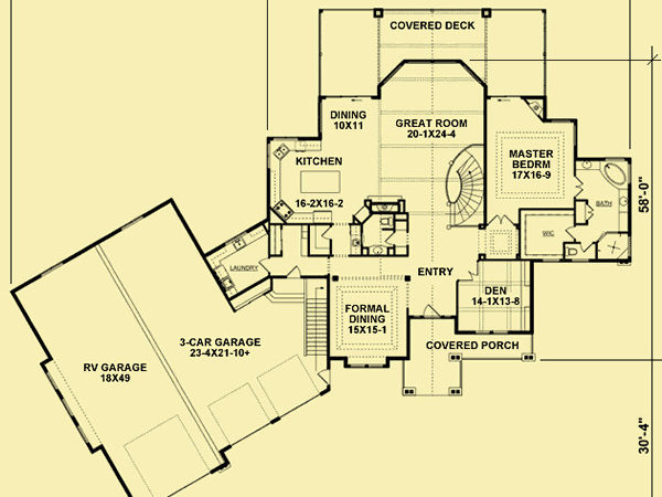 Mountain House Plans Bedroom Luxury Home
