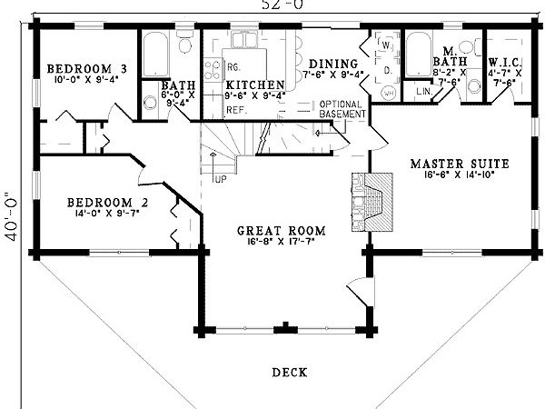 Mountain House Plans Home Design Style