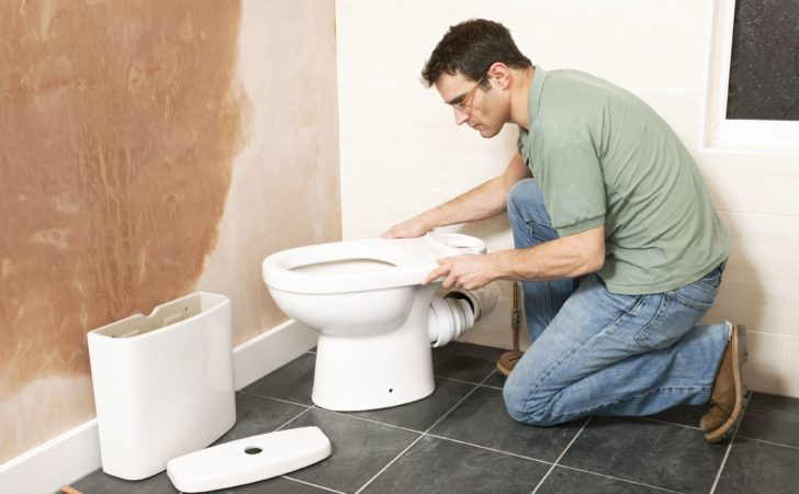 Move Toilet Minimize Cost Mess