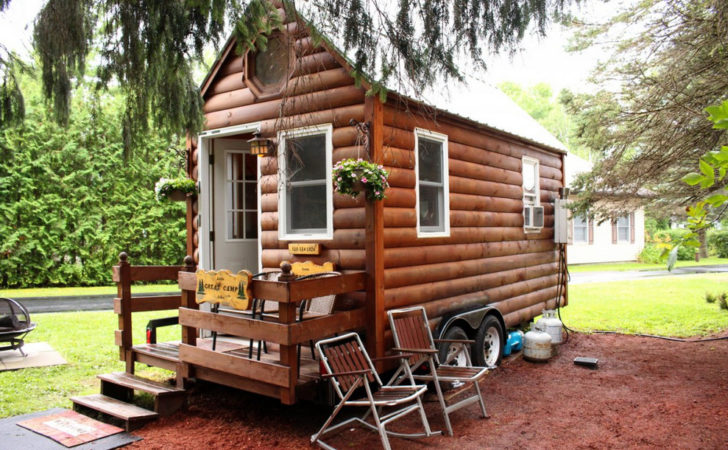 Much Build Tiny House Artistic Design Large Wood