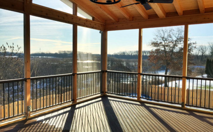 Much Does Chicagoland Screened Porch Cost