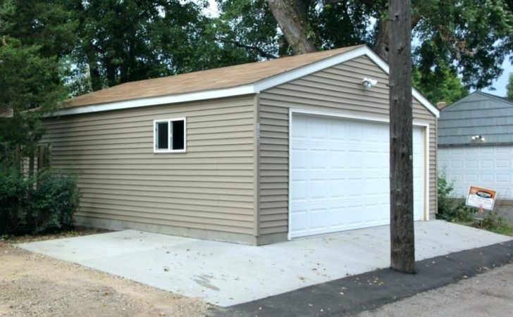 Much Does Cost Build Garage Apartment