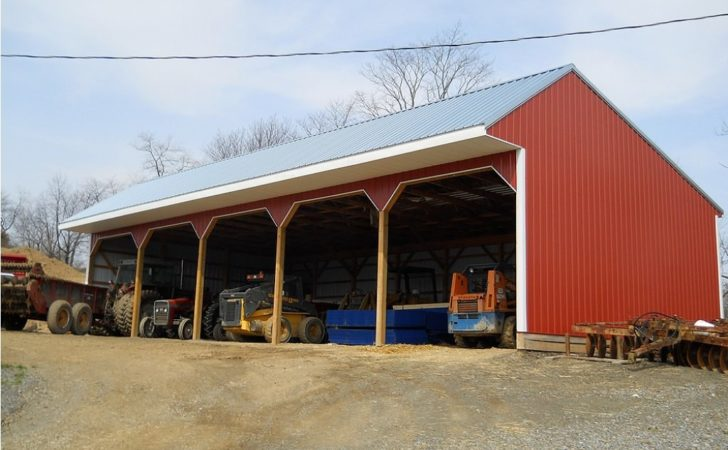 Much Does Pole Building Cost Barns