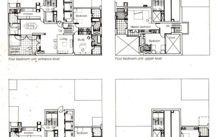 Multi Unit Apartment Floor Plans Best