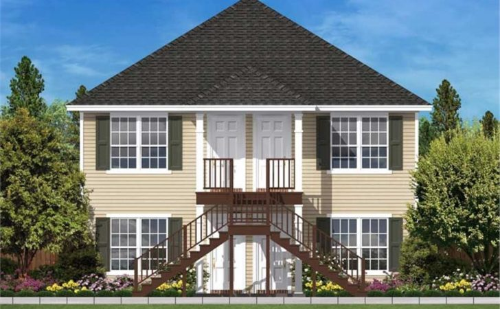 Multi Unit House Plans Home Design