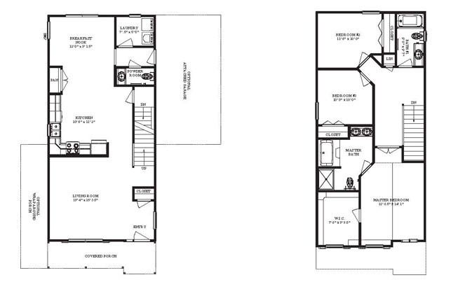 Narrow Lot Floor Plans Find House