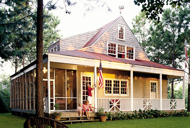 Nautical Cottage Scott Ziegler Southern Living House Plans