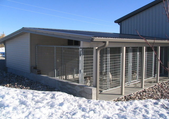 Need Kennel Ideas General Chat Gun Dog Forum