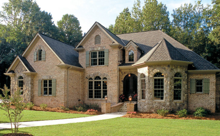 New American House Plans Designs