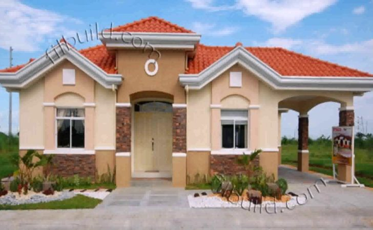 New Bungalow House Design Philippines Youtube