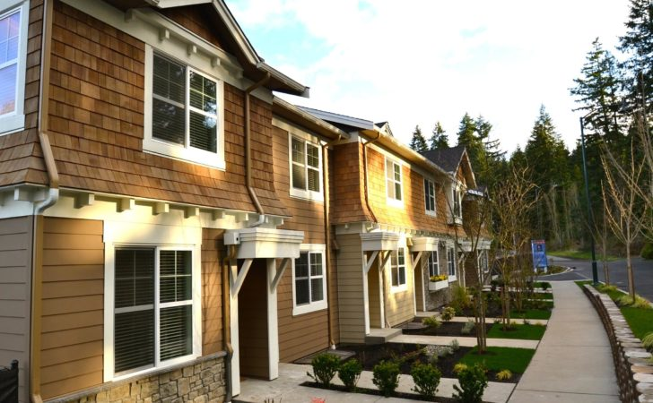 New Construction Townhome Project Lake Boren