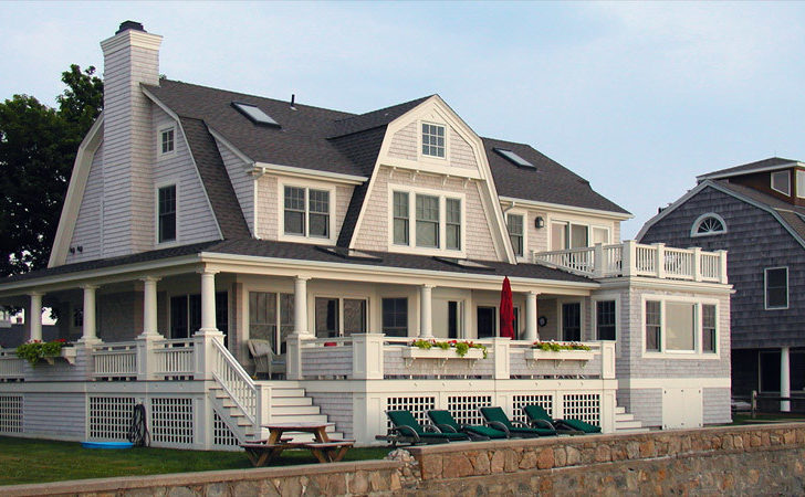New England Home Design Landscaping