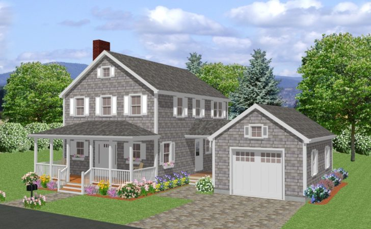 New England Home Plans Omahdesigns