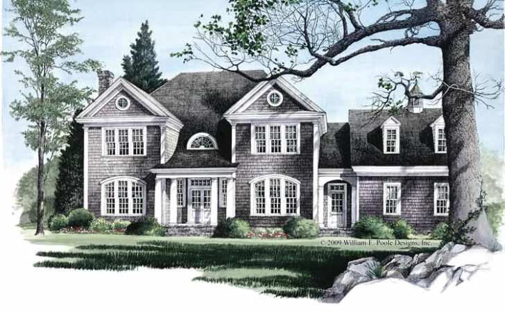 New England House Plans Eplans Colonial