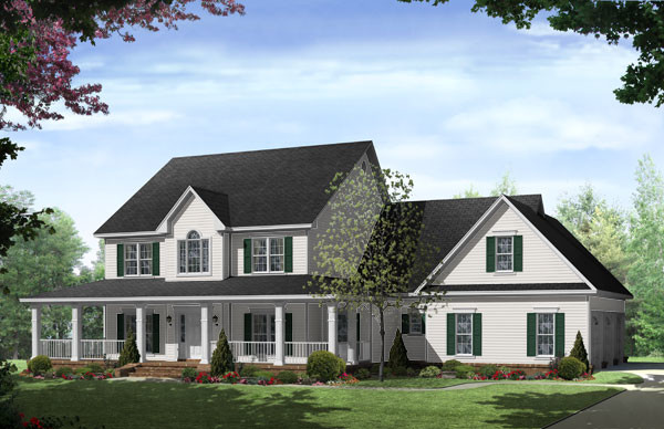 New England Inspired Homes House Designers
