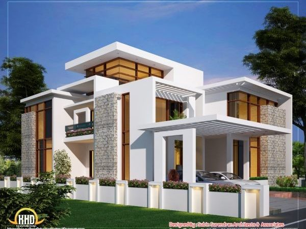 New Home Townhouse Designs Fashion Trends