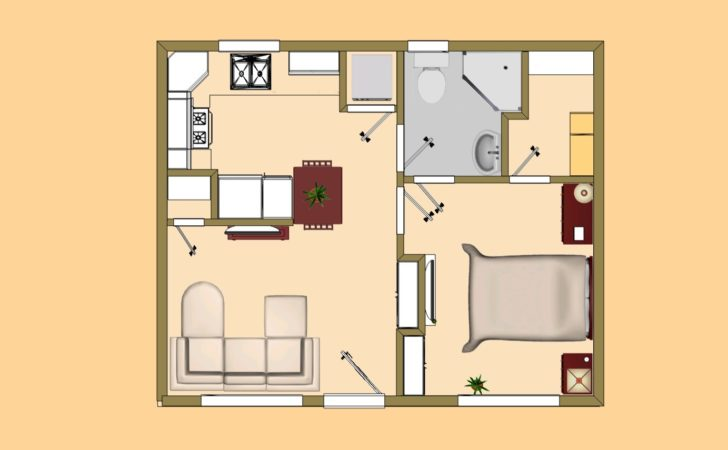 New Ricochet Small House Floor Plan Under