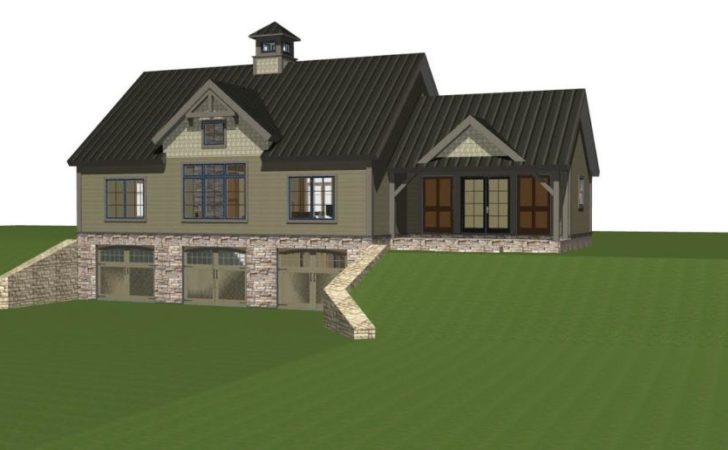 New Small Barn House Plans Downing