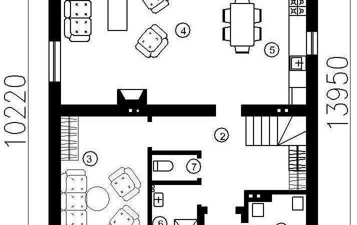 Nice Simple Story House Plans Two